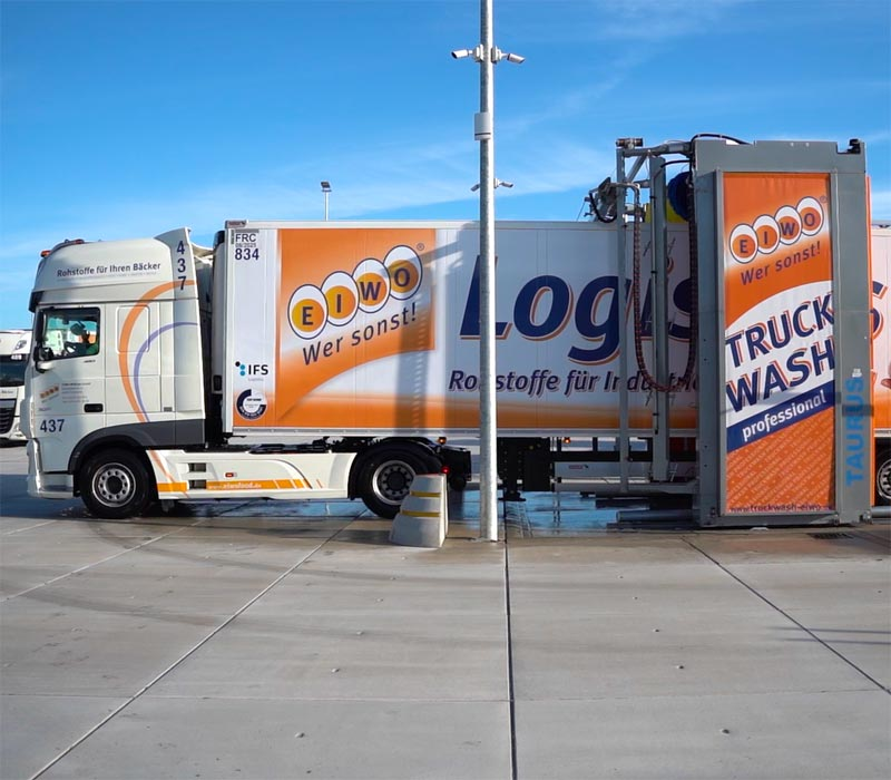 zur Truck Wash Website